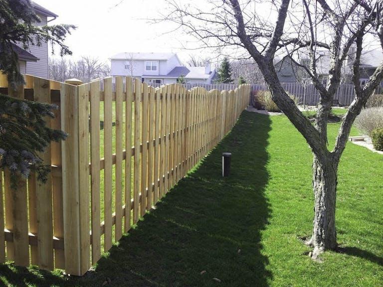Mano Fencing LLC Wooden Fence