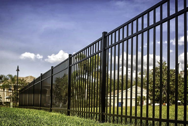 C&S Fencing-Iron Fence