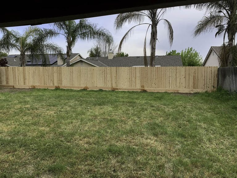 Soto Fence Company Wooden Fence