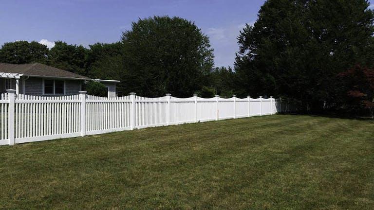 East Coast Fence Company  Inc. Wooden Fence