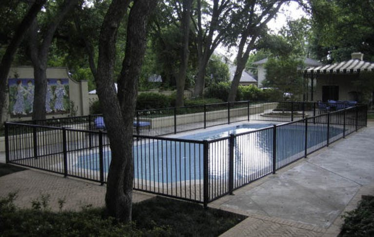 Cowboy-Fence-&-Iron-Co-steel-fence