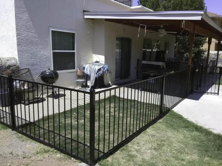 Sabino's Iron Works & Fence Iron Fence