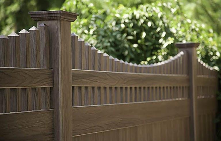 Blizzard Fence LLC Wooden Fence