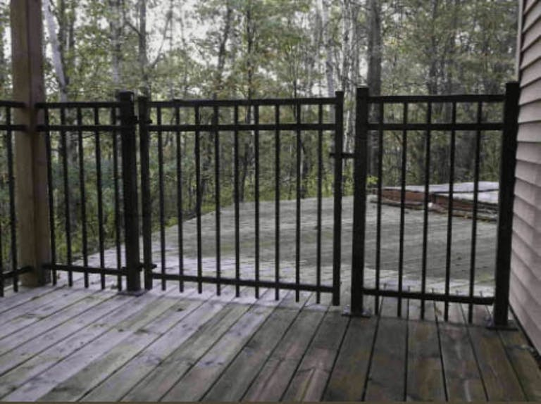 Top Line Fence Iron Fence