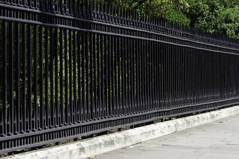 Natural-Enclosures-Fence-Company-Iron Fence
