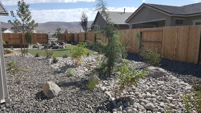 All Out Fence LLC wooden fence