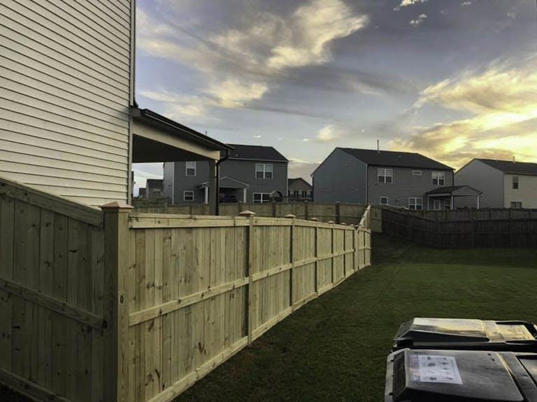 Hunt-Fencing-Wooden Fence