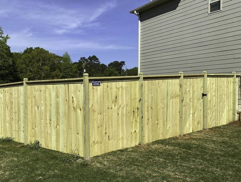 Summit-Fence-Wooden Fence