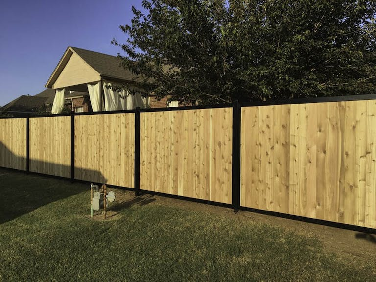 Champion-Fence-Wooden Fence