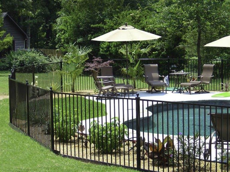 McDermott-Fence-&-Construction -Inc.-Iron Fence