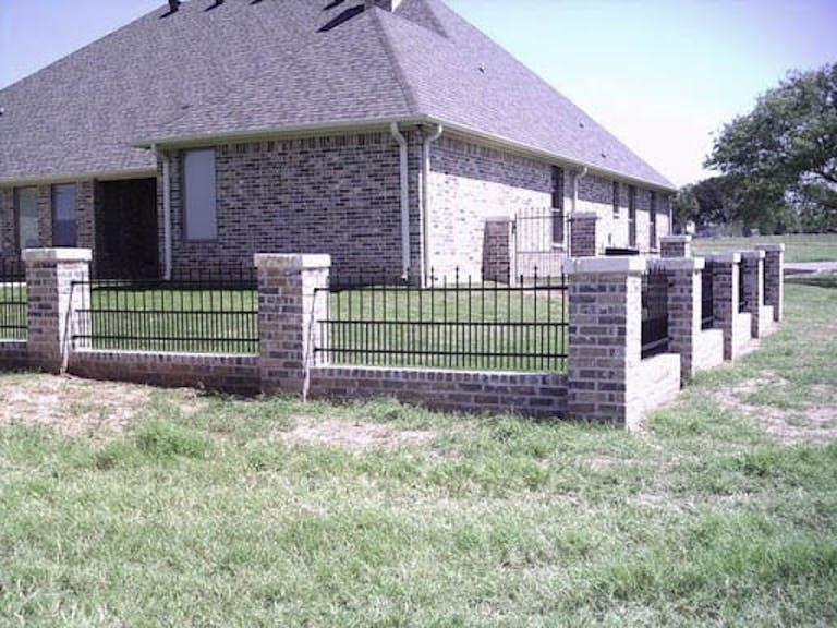 Buzz Custom Fence Steel Fence
