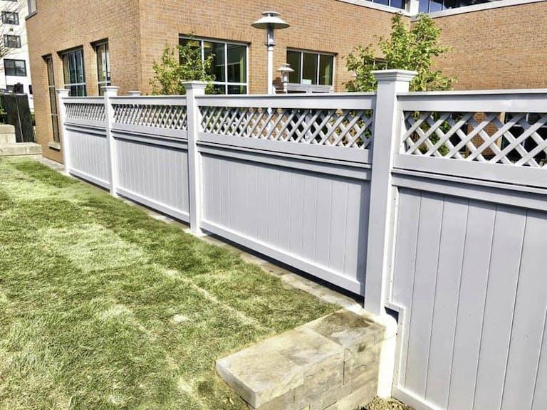 Eagle Fence & Guardrail vinyl fence