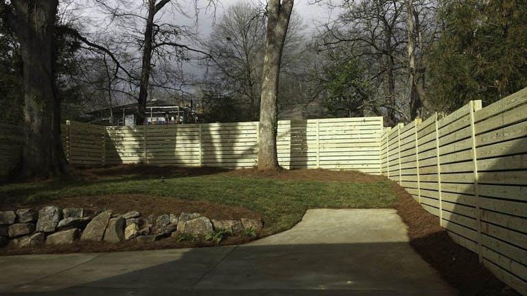 All-Advanced-Fence, LLC-Wooden Fence