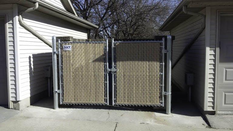 S&V-Fence-Custom Fence