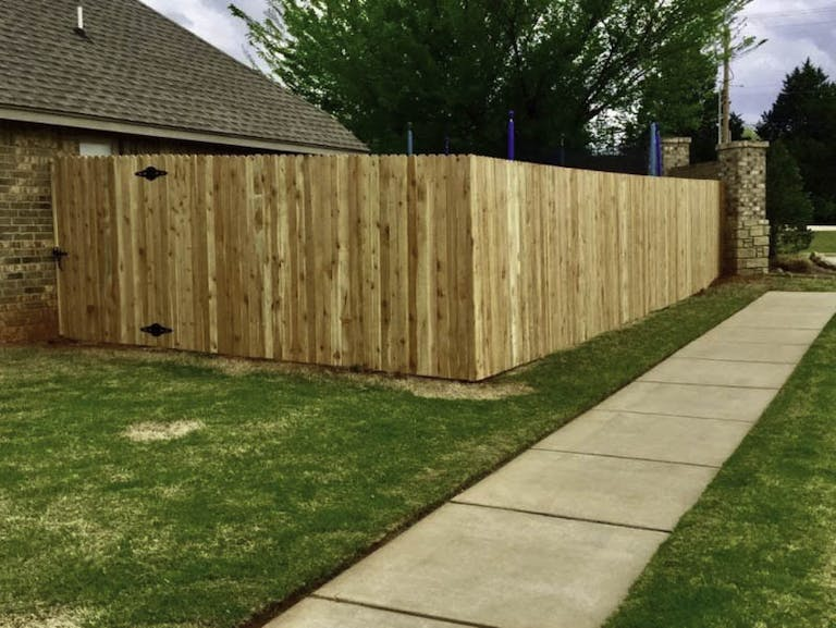 Atlas-Fence-Wooden Fence