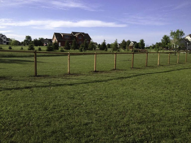 Croix Area Fence Chain-Link Fence