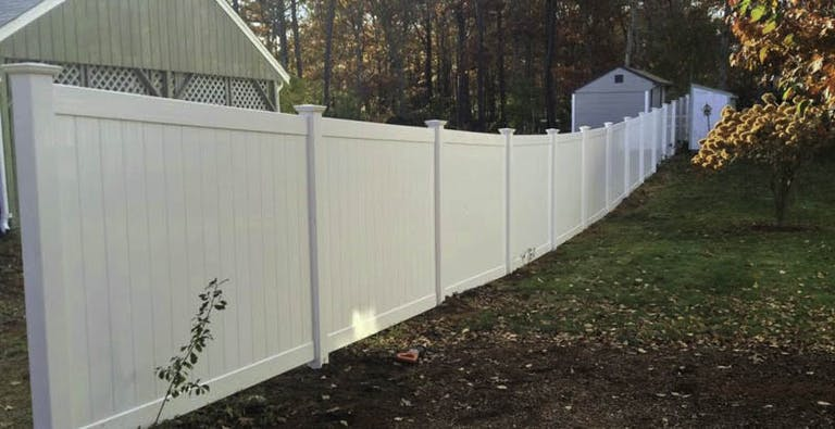 Reliable Fence Co. of Southeastern MA Wooden Fence