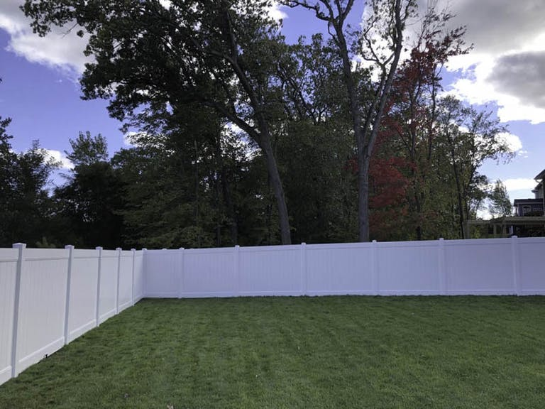 Twin Cities Fence Vinyl Fence