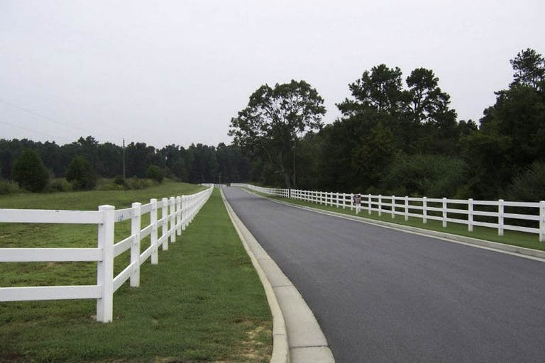 Pennington-Fencing-Picket Fence
