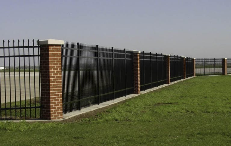 Michaels-Fence-&-Supply-Iron Fence