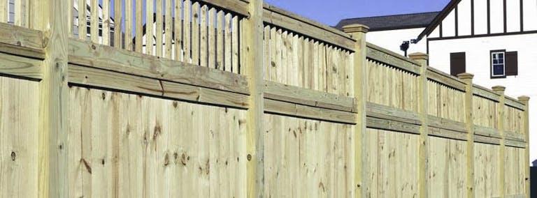 Garcia-Fencing-Wooden Fence