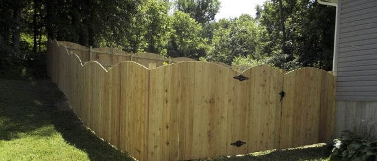 Imperial-Fence-Wooden Fence