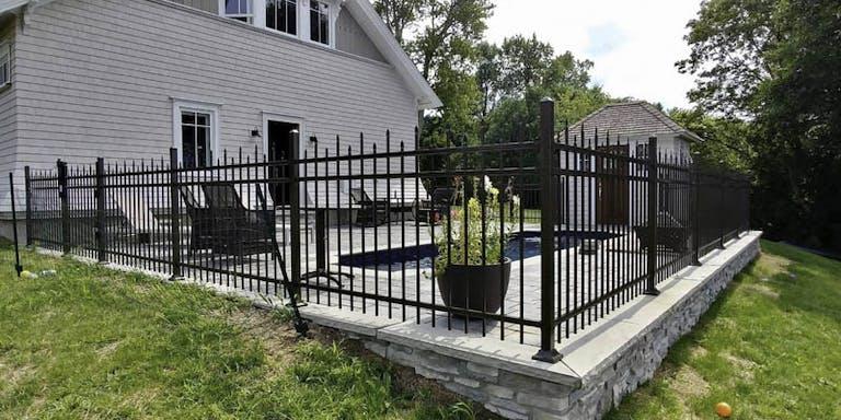 Alpine Fence Steel Fence