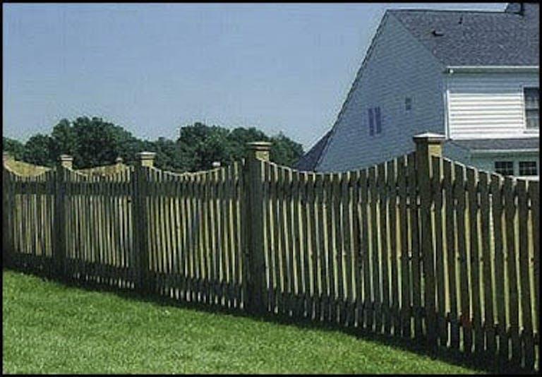 Milwaukee Fence Wooden Fence