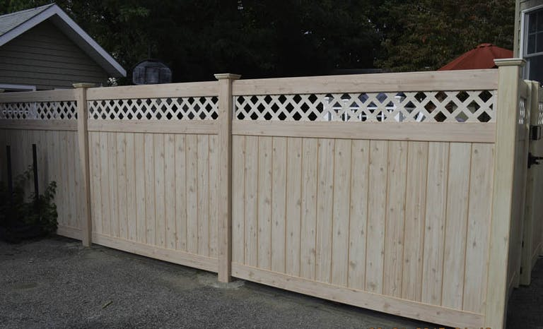 Ideal Fence Wooden Fence