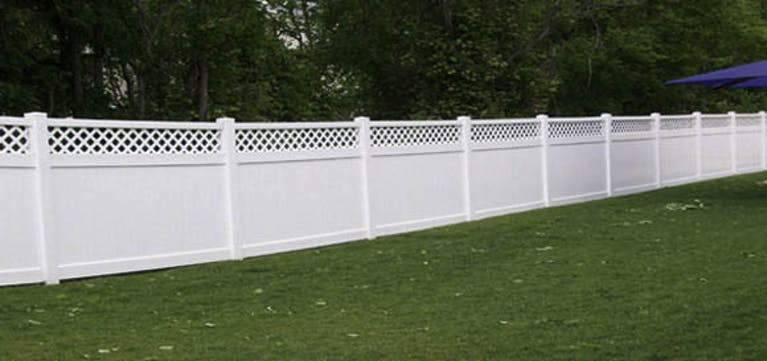 The Fence Company wooden fence