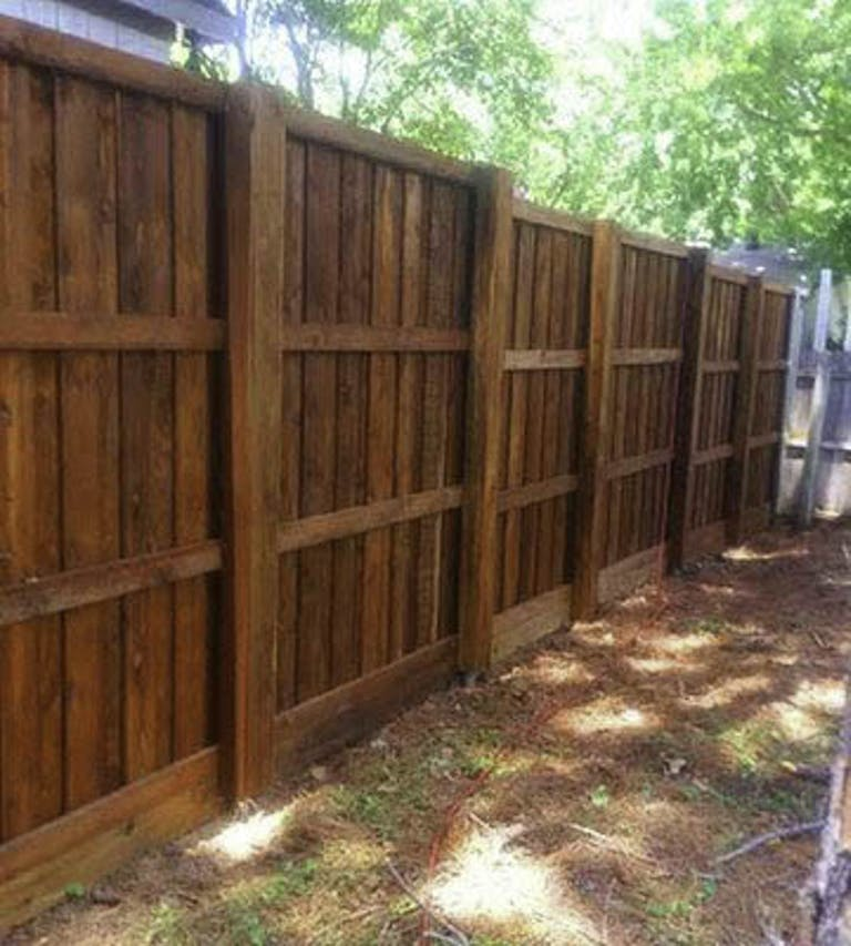 Ft Worth Fence & Patio Wooden Fence