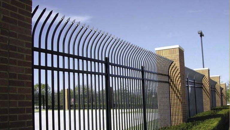 Alex-Fence-Company-Iron Fence