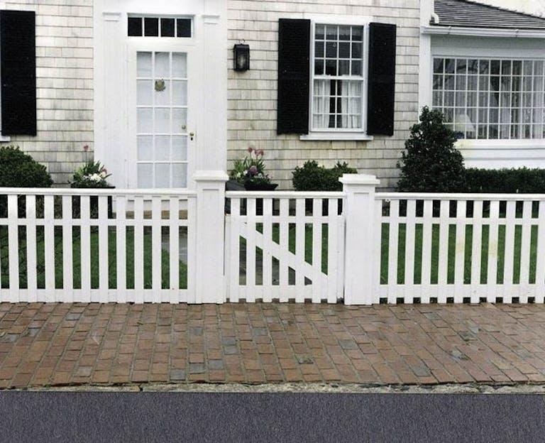 Bennett Fence & Arbor, Inc. Wooden Fence