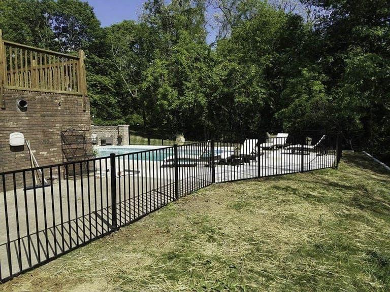 DoneRight-Fence-Iron Fence