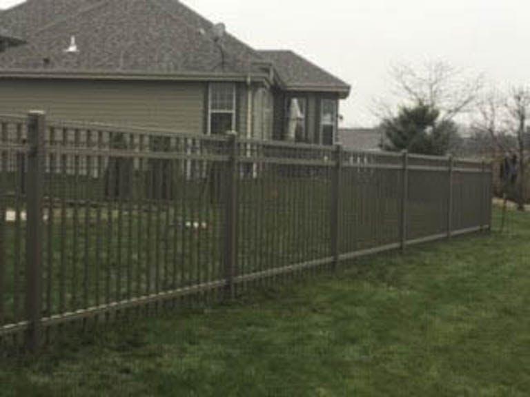 Nimmer Co. LLC Wooden Fence