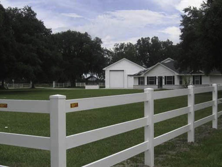 USA Fence Wooden Fence