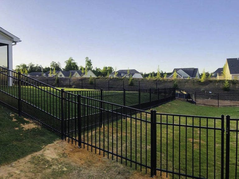 Brewer-Fence-Company-Iron Fence