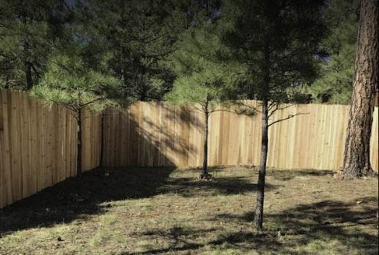 SCR Fencing & Fabricating Wooden Fence