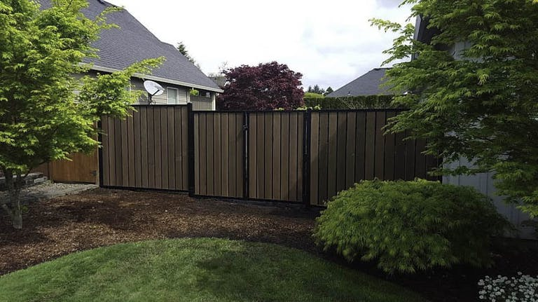 Cornerstone Fencing-Wooden Fence
