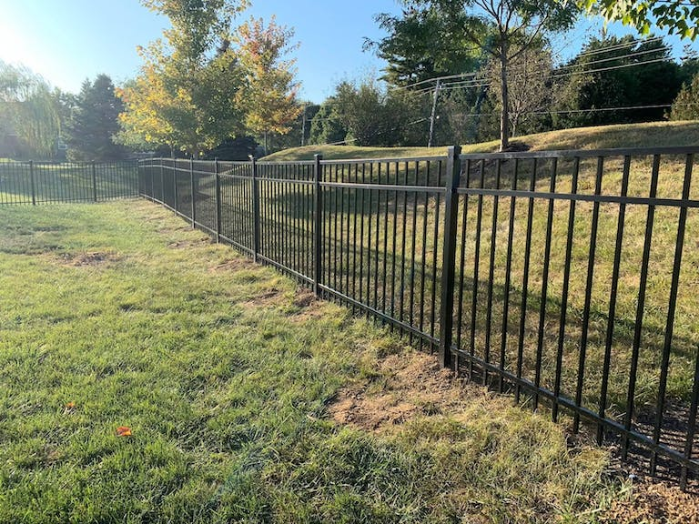 2 Brothers Fencing steel fence