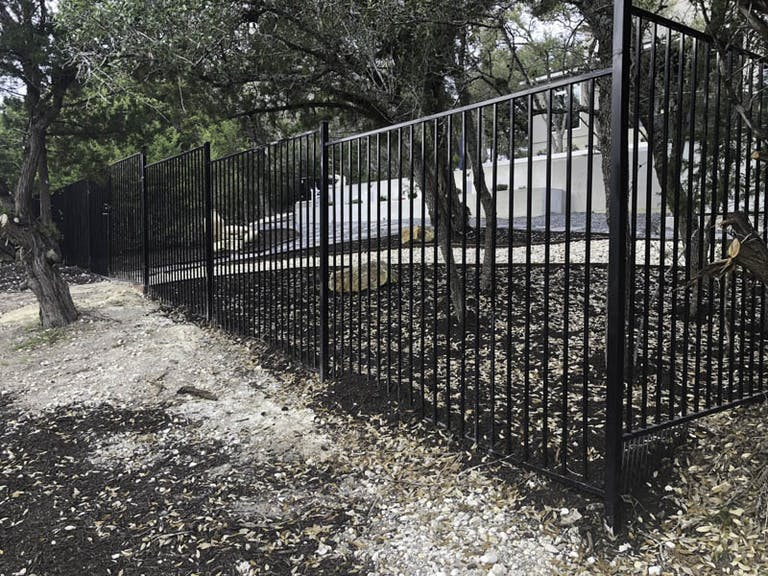 Comal-Fence-Iron Fence