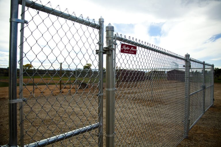Taylor-Fence-chain-link-fence
