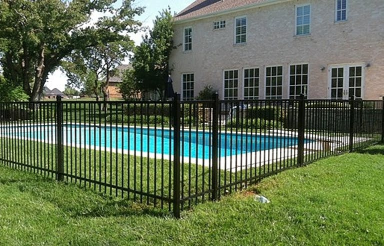 Premier Fence and Gates steel fence