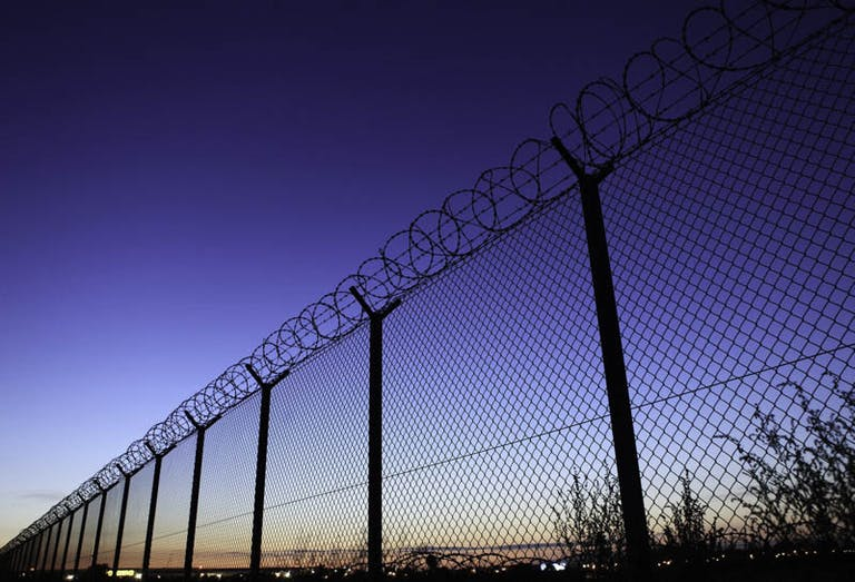 Island Fence Company Wire Fence