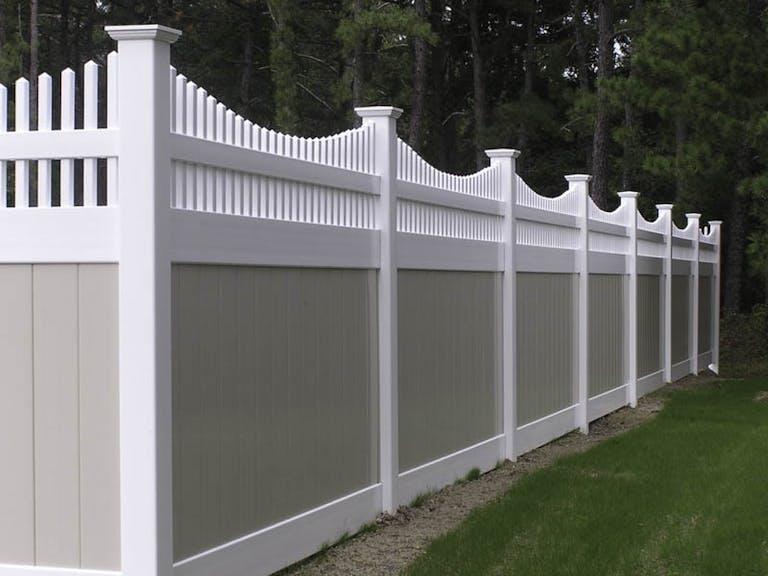 The Fence Guys-Custom Fence