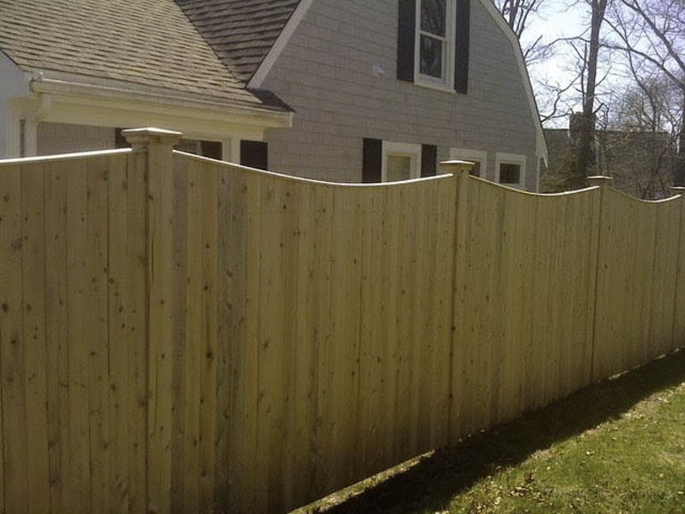 Fallon Fence  Inc. Wooden Fence