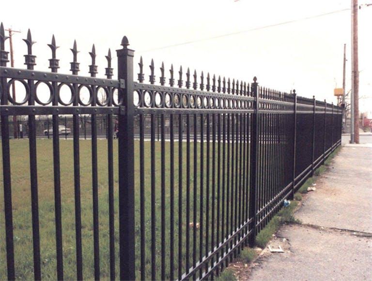 Connecticut-Fencemen-steel-fence