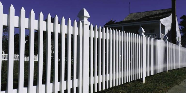 Marty Heid Fence LLC Vinyl Fence