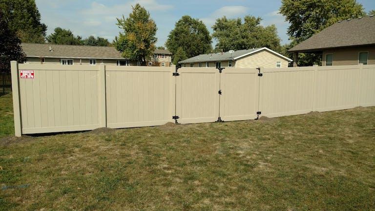 Stewart Hutchinson dba Bloomington Fence