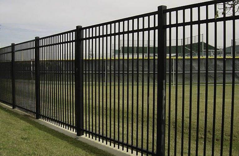 Elwer Fence Iron Fence